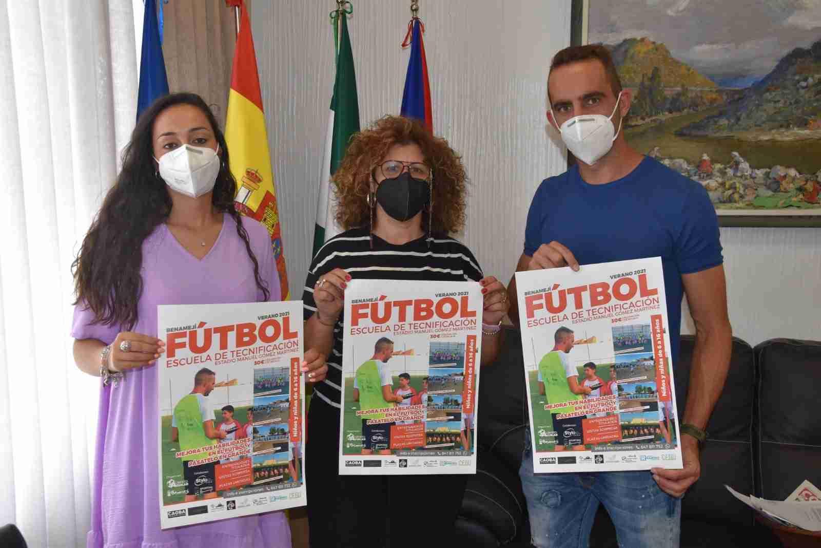 Escuela Fútbol Benamejí (2)