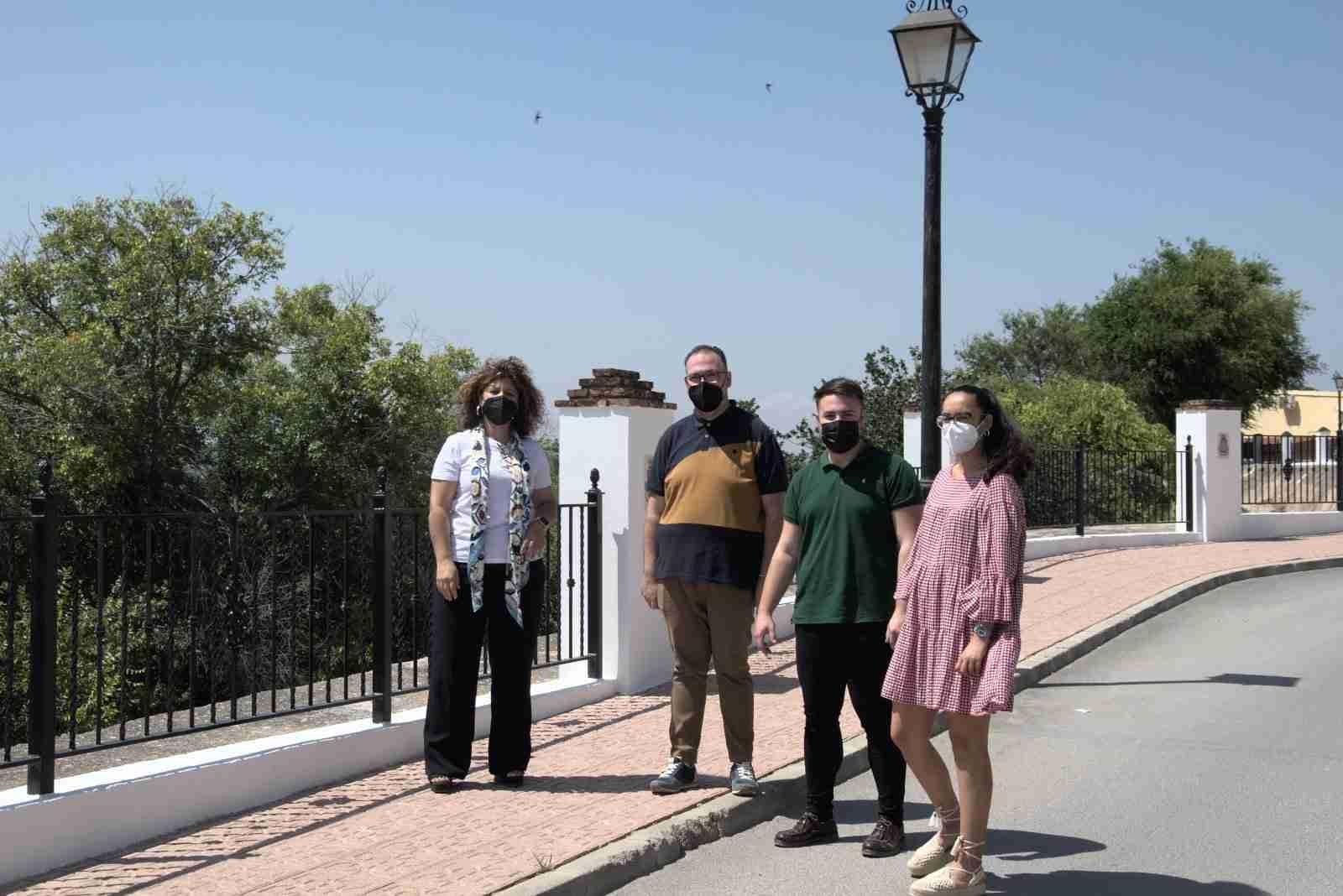 Benamejí paseo reina sofía (2)
